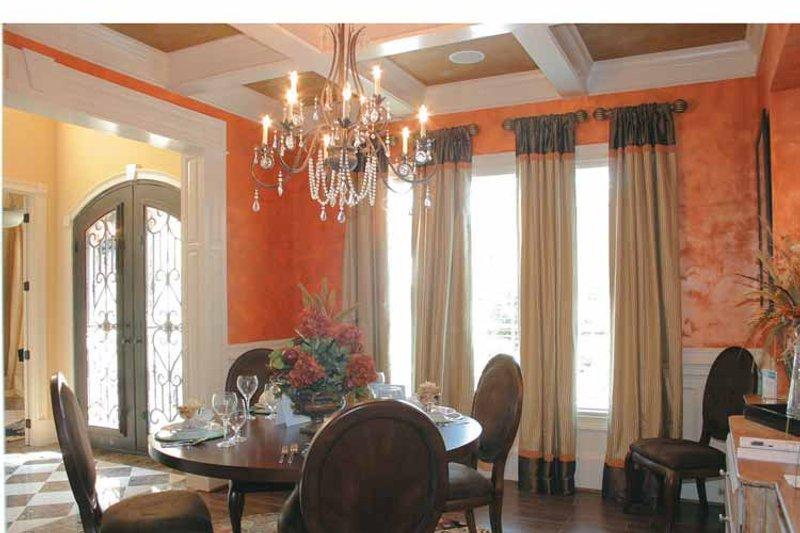 Colonial Interior - Dining Room Plan #927-587 - Houseplans.com