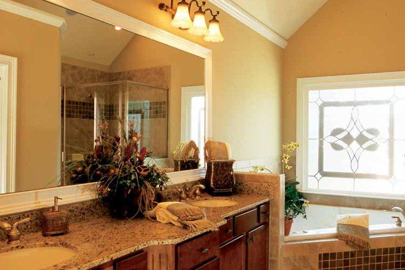 Country Interior - Master Bathroom Plan #927-892 - Houseplans.com