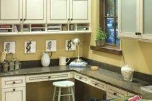 European Interior - Kitchen Plan #48-878