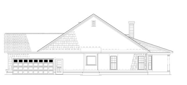 Country Floor Plan - Other Floor Plan Plan #17-2795