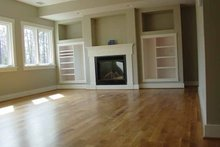 Craftsman Interior - Family Room Plan #939-14