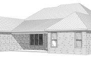European Style House Plan - 4 Beds 2.5 Baths 2291 Sq/Ft Plan #63-251