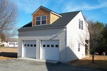 Craftsman Exterior - Front Elevation Plan #124-635