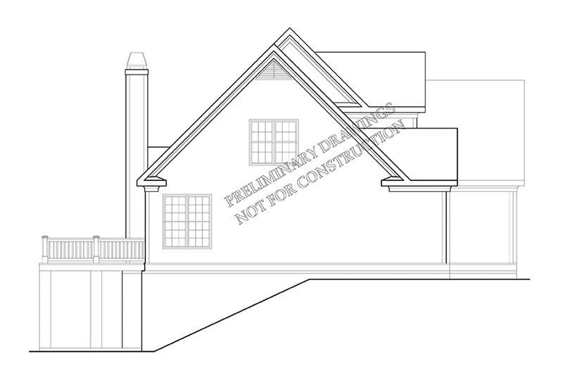 European Exterior - Other Elevation Plan #927-967 - Houseplans.com