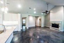 House Plan Design - Craftsman Interior - Family Room Plan #20-2412