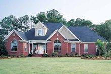 House Plan Design - Ranch Exterior - Front Elevation Plan #929-176