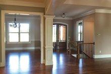 Craftsman Interior - Entry Plan #437-74