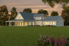 Farmhouse Exterior - Other Elevation Plan #888-1