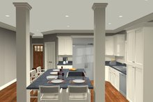 House Plan Design - Alternate Color