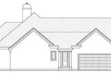 Architectural House Design - European Exterior - Other Elevation Plan #20-2251