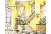 European Style House Plan - 4 Beds 3.5 Baths 3378 Sq/Ft Plan #429-40