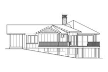 Ranch Exterior - Other Elevation Plan #124-910