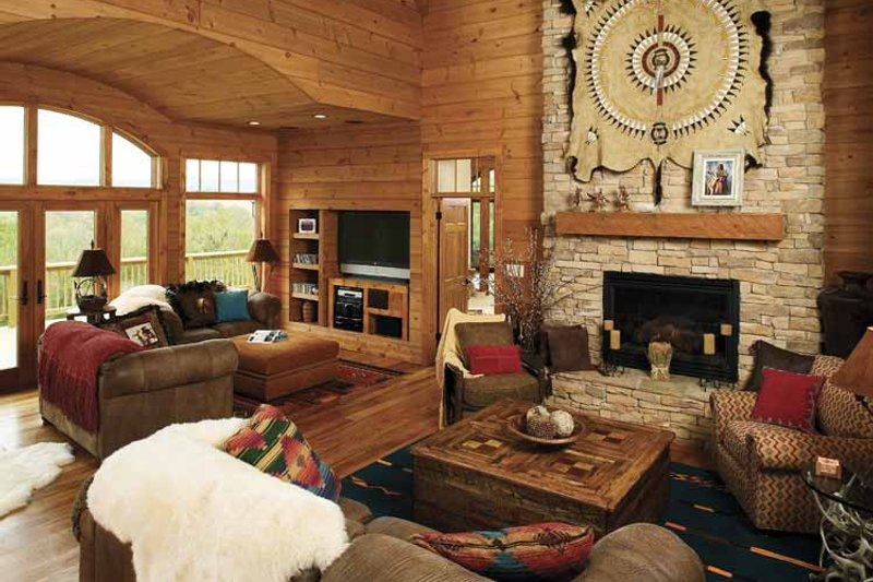 Craftsman Interior - Other Plan #929-800 - Houseplans.com
