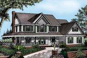 Farmhouse Style House Plan - 4 Beds 2.5 Baths 2198 Sq/Ft Plan #11-214
