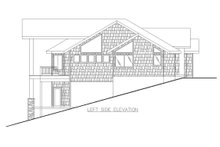 Home Plan - Modern Exterior - Other Elevation Plan #117-276