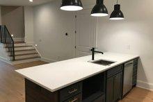 Home Plan - Opt.Basement Kitchenette