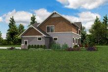 Craftsman Exterior - Other Elevation Plan #48-1002