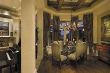 Mediterranean Interior - Dining Room Plan #930-416