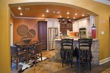 Architectural House Design - European Interior - Kitchen Plan #17-3284