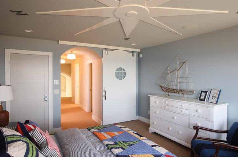 Craftsman Interior - Bedroom Plan #928-175 - Houseplans.com