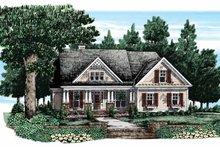 House Plan Design - Craftsman Exterior - Front Elevation Plan #927-310
