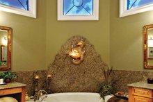 Mediterranean Interior - Master Bathroom Plan #930-428