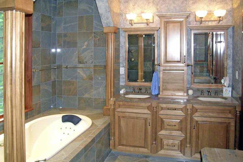 Victorian Interior - Bathroom Plan #314-199 - Houseplans.com