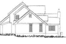 Craftsman Exterior - Other Elevation Plan #942-12