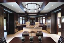 Architectural House Design - Country Interior - Kitchen Plan #928-24