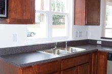Architectural House Design - Craftsman Interior - Kitchen Plan #936-1