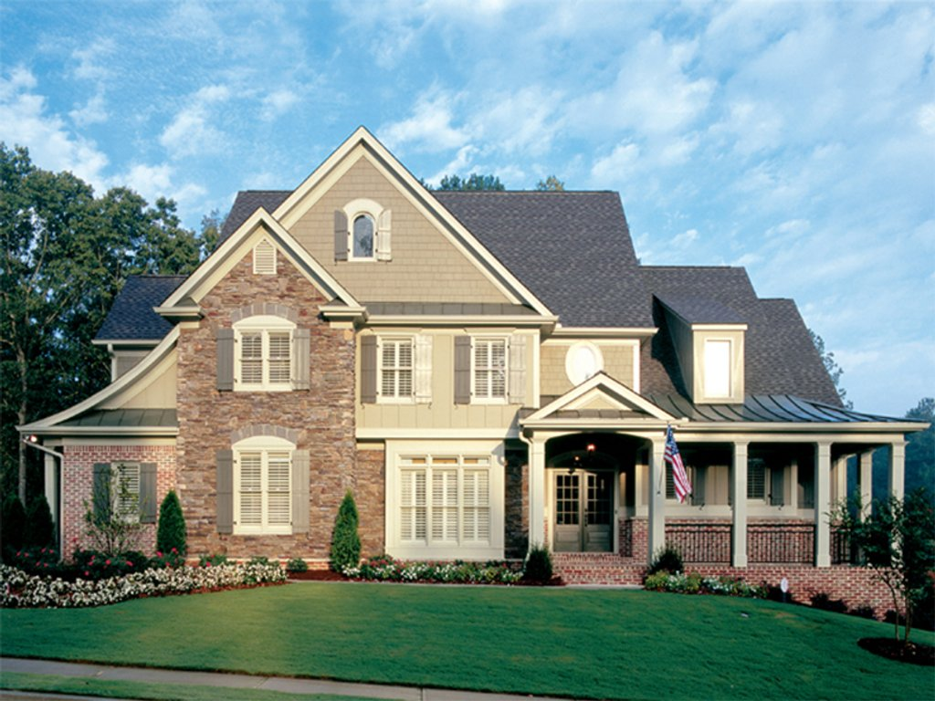 Country style house plan 4 beds 3 5 baths 3012 sq ft for Country house collections