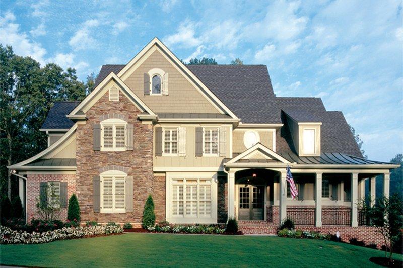Country Style House Plan 4 Beds 35 Baths 3012 SqFt 927 855 Floorplanscom