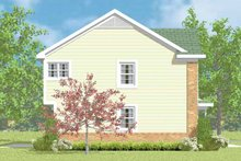 House Blueprint - Country Exterior - Other Elevation Plan #72-1103