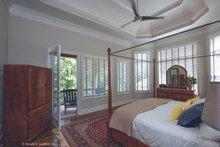 Tudor Interior - Master Bedroom Plan #929-947