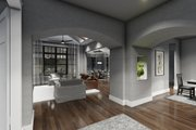 Farmhouse Style House Plan - 4 Beds 3.5 Baths 2829 Sq/Ft Plan #120-266