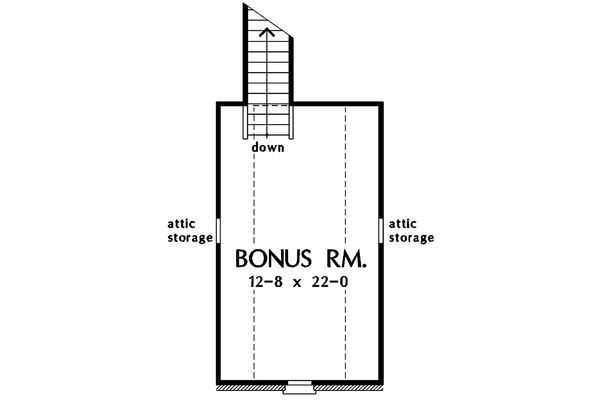 House Plan Design - Bonus