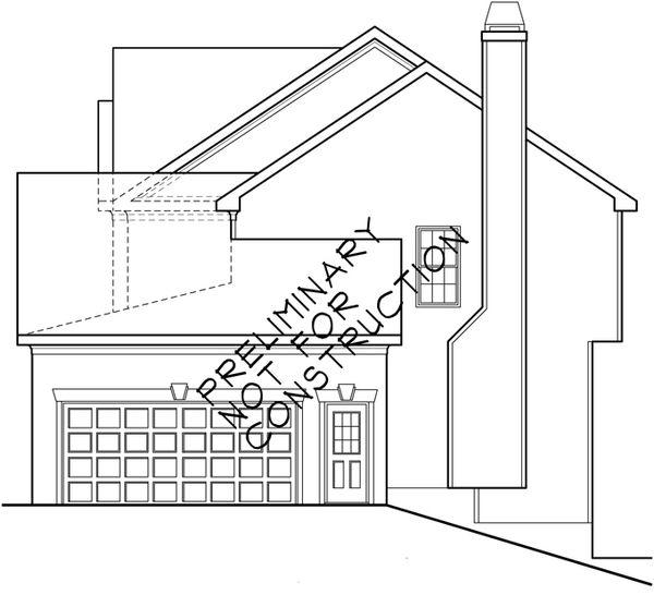 Country Floor Plan - Other Floor Plan Plan #927-253