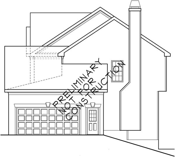 Country Floor Plan - Other Floor Plan Plan #927-253