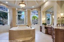 Dream House Plan - European Interior - Master Bathroom Plan #930-516