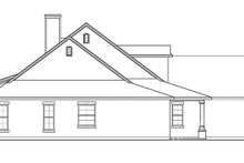 Country Exterior - Other Elevation Plan #472-248