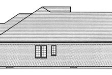 House Plan Design - European Exterior - Other Elevation Plan #46-854