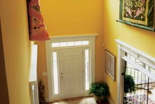 House Design - Classical Interior - Entry Plan #927-60