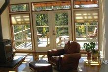 Contemporary Interior - Family Room Plan #1042-14