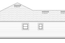 House Plan Design - Colonial Exterior - Other Elevation Plan #1058-122