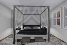Dream House Plan - Traditional Interior - Master Bedroom Plan #1060-62