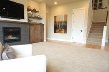 Prairie Interior - Family Room Plan #124-969