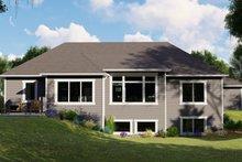 Home Plan - Ranch Exterior - Rear Elevation Plan #1064-82