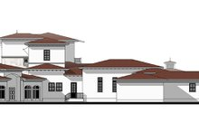Dream House Plan - Mediterranean Exterior - Other Elevation Plan #1058-151