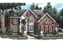 Home Plan - Traditional Exterior - Front Elevation Plan #927-293