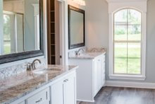 Dream House Plan - European Interior - Master Bathroom Plan #430-84